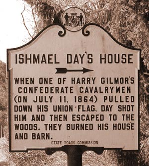 Ishmael_Day_House_HistMkr