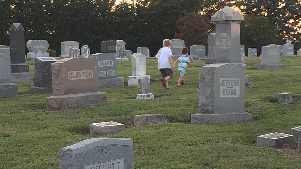 Fork Cemetery