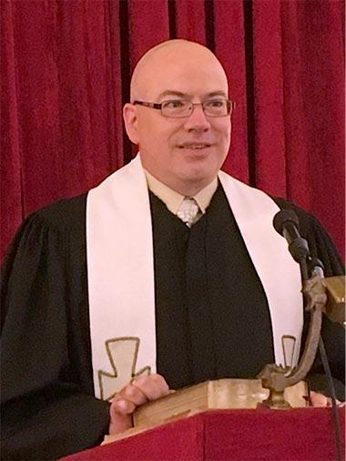 Pastor Daniel Montague, III