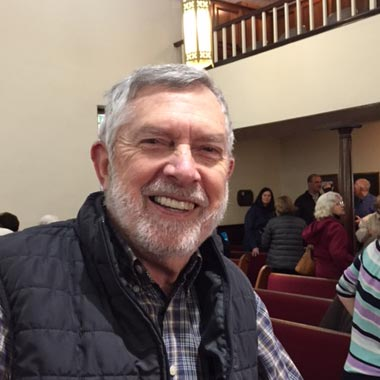 Jim Humphries, Fork UMC Staff-Parrish Relations Chair