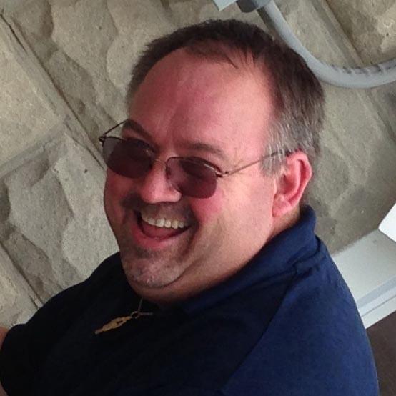 Bruce Fink, Waugh UMC Treasurer and Music Director