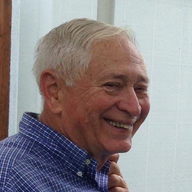 Charles Twining, Waugh UMC Vice Chair