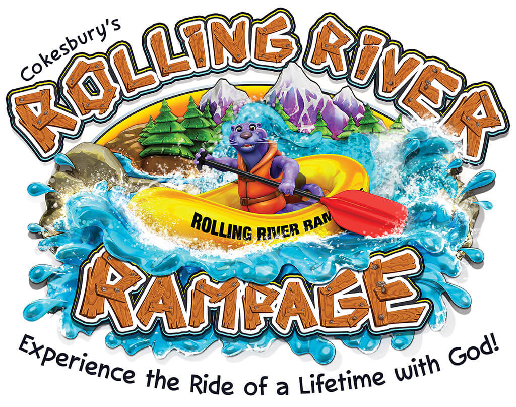 Vacation Bible School Rolling River Rampage