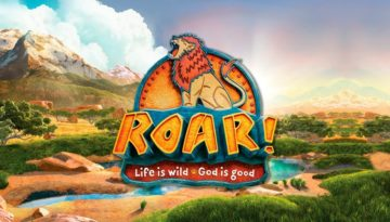 Vacation Bible School 2019 - ROAR