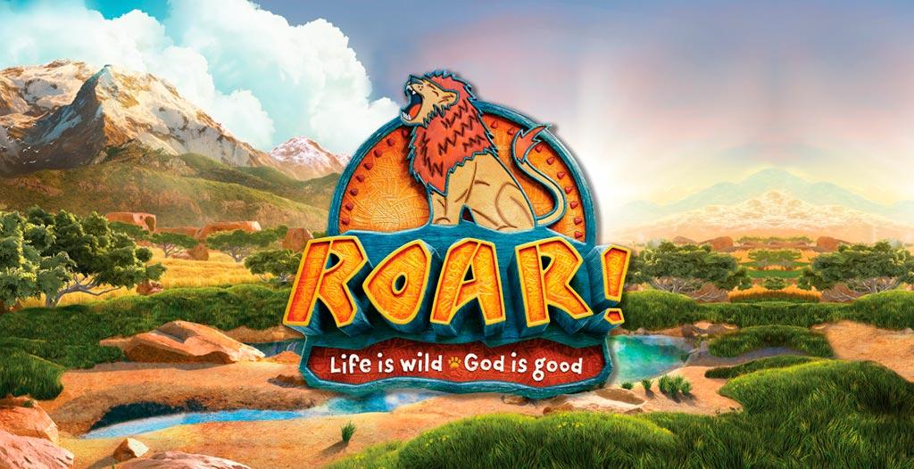 Vacation Bible School 2019 - ROAR