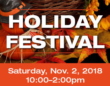 Announce for the 2019 Holiday Festival