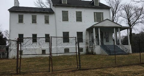 Perry Hall Mansion Building